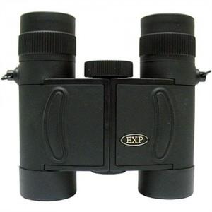 Tasco 10X25 Black Rubber Armored Extreme Peformance Binoculars EXP1025