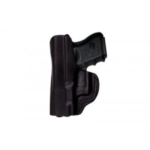 Tagua Iph Inside The Pant Holster, Fits S&w Bodyguard .380, Right Hand, Black Iph-725 - IPH-725