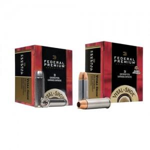 Federal Cartridge Vital-Shok .41 Remington Magnum Barnes Expander, 180 Grain (20 Rounds) - P41XB1