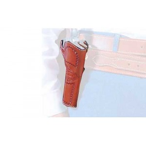 "Desantis Gunhide 81 Doc Holiday Right-Hand Belt Holster for Colt Single Action Army in Tan Lined (3.5"") - 081TC53Z0"