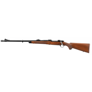 "Ruger M77 Hawkeye African .375 Ruger 3-Round 23"" Bolt Action Rifle in Blued - 47121"