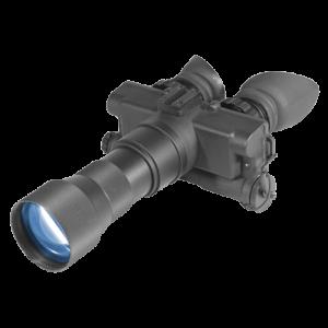 ATN NVBNB03X20 Night Vision Binocular NVB3X-2 2+ Gen 3x70mm CR123A Black