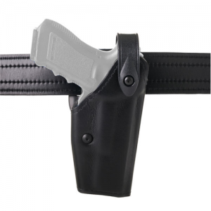 Safariland 6280LASD Right-Hand Belt Holster for Beretta 92-A1 in STX Black (W/ Surefire X300U) - 6280LASD-7301-481