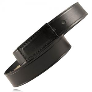 "Boston Leather Movers Belt in Black Plain - X-Large (46"" - 50"")"