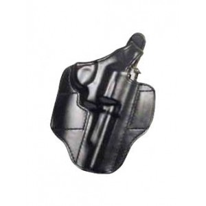 Don Hume 721-p Holster, Fits Glock 19/23/32, Right Hand, Black Leather J333055r - J333055R