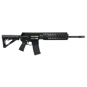 "Patriot Ordnance Factory P308 Tactical AR-10 .308 Winchester/7.62 NATO 20-Round 16.5"" Semi-Automatic Rifle in Black - 273"