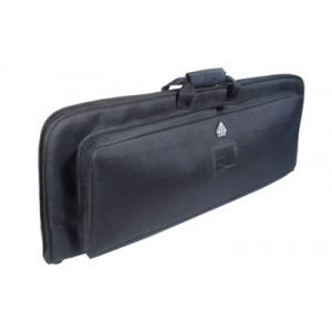 "Leapers, Inc. - Utg Homeland Security 34"" Covert Gun Case, Mc Series, Padded Pocket 29"" X 11"", Black Pvc-mc34b"