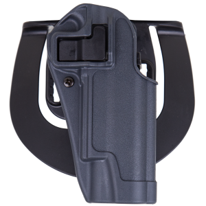 Blackhawk Serpa Sportster Right-Hand Paddle Holster for Heckler & Koch USP in Grey - 413514BKR