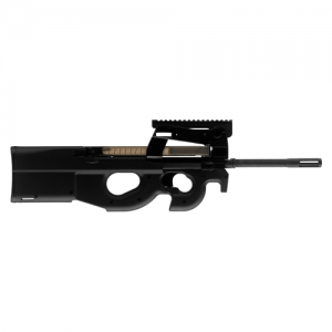 """FN Herstal PS90 5.7X28 30-Round 16.04"""" Semi-Automatic Rifle in Black - 3848950460"""