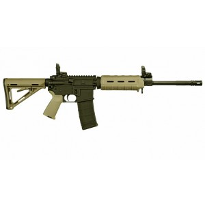 "Sig Sauer M400 Enhanced Patrol .223 Remington/5.56 NATO 30-Round 16"" Semi-Automatic Rifle in Flat Dark Earth (FDE) - RM400-16B-ECP-FDE"