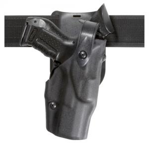 Model 6365 Low Ride ALS Duty Holster w/ SLS Finish: STX Tactical Black Gun Fit: Glock 29 (3.78  bbl) Hand: Right - 6365-483-131