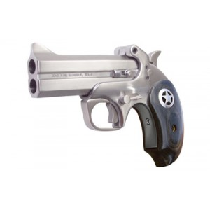 "Bond Arms Ranger .410/.45 Long Colt 2-Shot 4.25"" Derringer in Stainless (Bar II) - BARII"