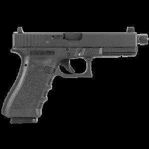 "Glock 17 9mm 17+1 4.5"" Pistol in Polymer (Gen 3) - PI1750203TB"