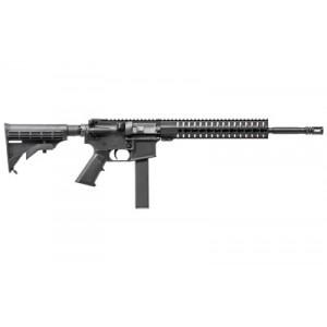 """Cmmg Mk9 T, Semi-automatic Rifle, 9mm, 16.1"""" Sbn Barrel, 1:10 Twist, Black Finish, 6 Position Stock, 32rd, Cmmg Rkm11 Keymod Hand Guard, A2 Compensator 1/2x36, A2 Pistol Grip 90a1a64"""