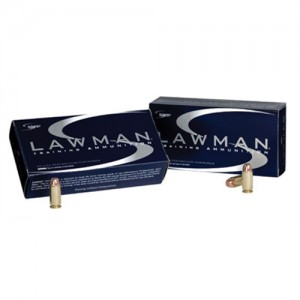 CCI Speer Lawman .32 ACP Total Metal Jacket, 71 Grain (50 Rounds) - 53632