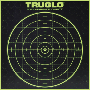 TRU TG10A6 TRU-SEE TARGET 100YRD 6PK