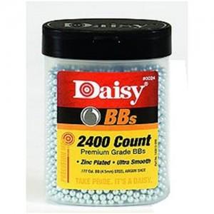 Daisy 2400 Count BBs 24
