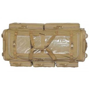 5.11 Tactical CAMS 2.0 Ultimate Large Rolling Deployment Bag Sandstone 50159