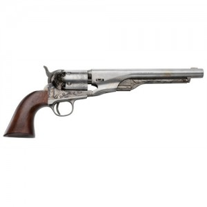 "Traditions Single 36 Cal. w/Case Colored 7.5"" Barrel & Frame FR186126"
