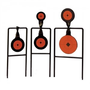 World Of Targets Double Magnum Spinner Target 46244
