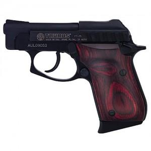 "Taurus 25 .25 ACP 9+1 2.75"" Pistol in Blued (Small Frame) - 1250031R"