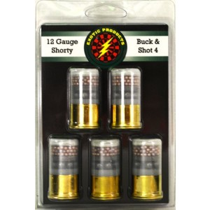 """Exotic Products Shorty .12 Gauge (1.75"""") 4 Buck (7 Pellets)/7.5 Shot (5-Rounds) - 512"""