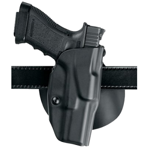 "Safariland 6378 ALS Right-Hand Paddle Holster for Kimber 1911 Pro Carry in Black (4"") - 637852411"