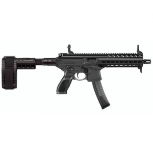 """Sig Sauer MPX 9mm 30-Round 4.5"""" Select Fire Rifle in Black - MPX-K-9-T-KM-SBR"""