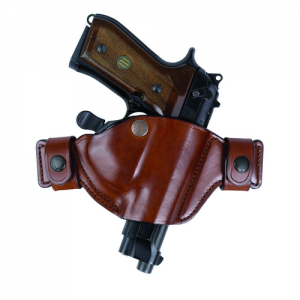 Snaplok Holster Gun FIt: 11-13 / GLOCK / 17, 19, 22, 23, 26, 27 Hand: Right Hand Color: Black / Plain - 22988