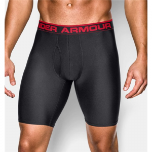 "Under Armour O-Series 9"" Men's Underwear in Black - Small"