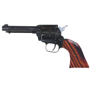 """Heritage Rough Rider Small Bore .22 Long Rifle/.22 Winchester Magnum 9-Shot 4"""" Revolver in Blued - RR22999MB4"""