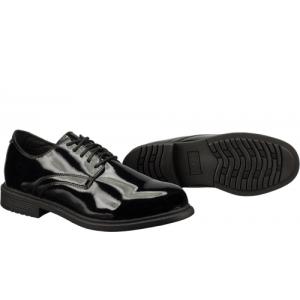 DRESS OXFORD HG MENS BLK  DRESS OXFORD CLARINO STYLE BLACK SIZE 5