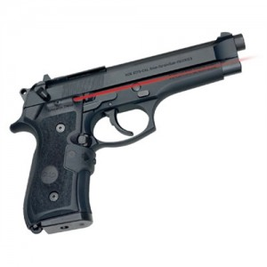 Crimson Trace Lasergrip For Beretta 92/96 LG402M