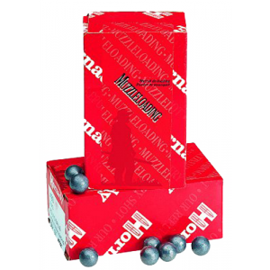 Hornady 58 Cal Round Balls 228 Grain 50/Pack 6120