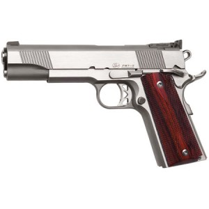 """Dan Wesson Pointman Seven .45 ACP 7+1 5"""" 1911 in Stainless (*CA Compliant*) - 01900"""