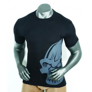 Voodoo Intimidartor Men's T-Shirt in Grey - Large