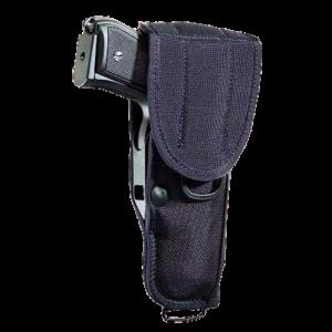 Bianchi 14219 UM841 Universal Military Beretta; Colt; Kimber; Llama; M&B; Mauser; ParaOrd Nylon Black - 14219