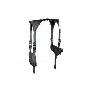 Leapers, Inc. - Utg Deluxe Shoulder Holster, Ambidextrous, Universal, Black Finish Pvc-h170b - PVC-H170B