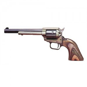 """Heritage Rough Rider Small Bore .22 Long Rifle 6-Shot 6.5"""" Revolver in Case Hardened Blue - RR22MCH6"""
