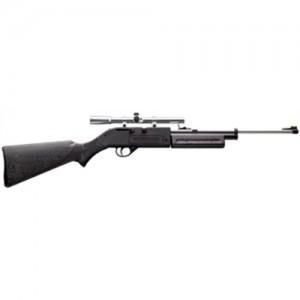 Crosman .177 BB Pump Rifle w/4x15MM Silver Scope 764SB