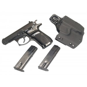 "Pre-Owned CZ - Imported by LSY Defense 83 .380 ACP 12+1 3.82"" Pistol in Black - CZ83-PACKAGE-PO"