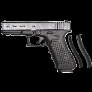 "Glock 9mm 10+1 4.9"" Pistol in Black Polymer - PG1750701"