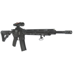 "DPMS Panther Arms 3G1 Competition .223 Remington/5.56 NATO 30-Round 18"" Semi-Automatic Rifle in Black - 60521"