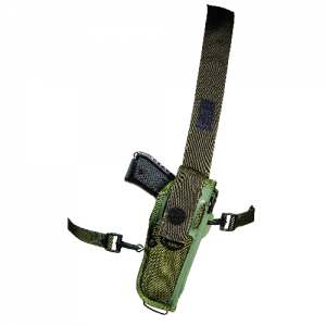 Chest Harness Olive Drabum84/M  M13 Military Chest Harness Ambidextrous Design Completely Adjustable Dual Positioning Color Od Fits M12,Um84,Um92:Will Not Fit Um84R - 15064