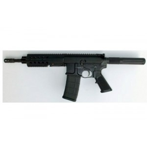 "DRD Tactical LLC CDR15 .223 Remington/5.56 NATO 30+1 10.5"" Pistol in Black - CDR15P-556-105"