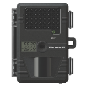 Wildview Digital Scouting STCWV40NG TK-40 Trail Camera 8 MP Black