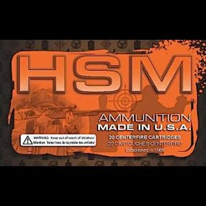 HSM Hunting Shack 10mm Full Metal Jacket, 200 Grain (50 Rounds) - 10MM8N