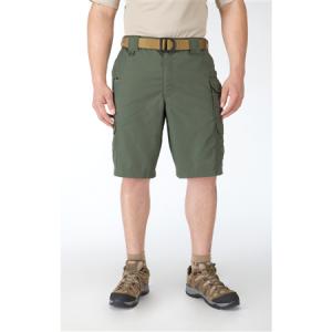 5.11 Tactical Pro Men's Training Shorts in TDU Green - 32