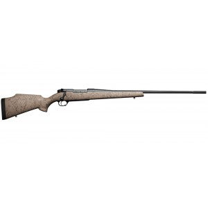 "Weatherby Mark V Ultra Lightweight 6.5-300 Weatherby Magnum 3-Round 28"" Bolt Action Rifle in Blackened Stainless - MUTM653WR8B"