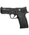 """Smith & Wesson M&P Compact .22 Long Rifle 10+1 3.6"""" Pistol in Polymer - 108390"""